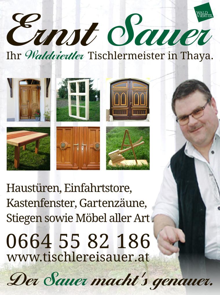 Ernst Sauer in der Tips