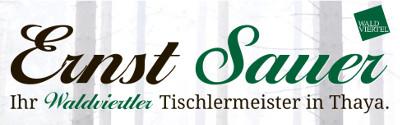 Ernst Sauer - Tischlerei